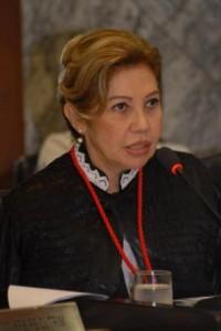 Presidente do TJ, Cleonice Freire, quer a garantia dos R$18,8 milhões para pagar reajuste