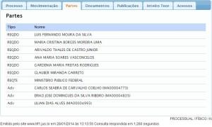 Processo contra Luís Fernando na Justiça Federal