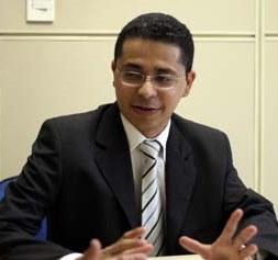06/05/2011. Crédito: Neidson Moreira/OIMP/D.A Press. Brasil. São Luís - MA. Carlos Eduardo Lula, advogado.