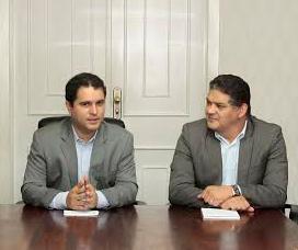 Prefeito Edivaldo e secretário Geraldo Castro regularizam problema da falta de professores.