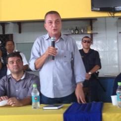 Luís Fernando disse que não responde a processo.