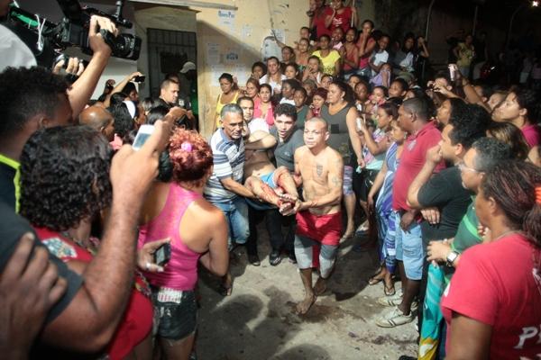 Reportagem destaca as constantes fugas, mortes e a superlotação na unidade carcerária maranhense. Foto: Arquivo O Imparcial