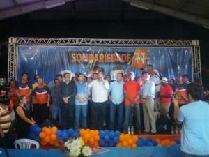 SDD promoveu grande convenção homologando aliança com Flávio Dino