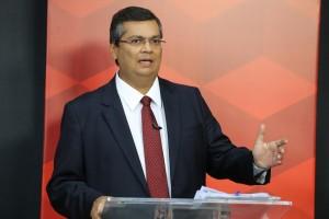 Flávio Dino participou de debate da TV Guará e da Arquidiocese de São Luís
