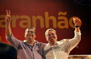 Flávio Dino e Roberto Rocha já não tem mais nenhuma pendência na Justiça Eleitoral