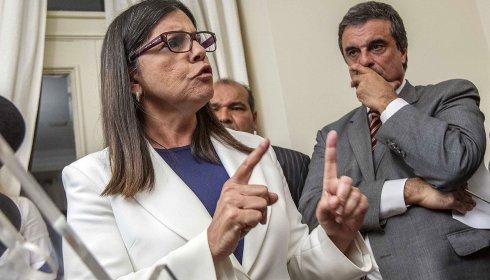 Em janeiro, Roseana e ministro Cardozo fizeram várias promessas de melhorias no sistema prisional do Maranhão . Nada aconteceu!