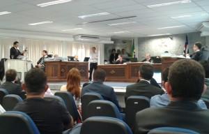 Advogado Djalma Pinto fez a sustentação oral do caso Marlon Reis