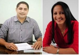 Zé Inácio e Francisca Primo acertam posicionamentos do PT na Assembleia