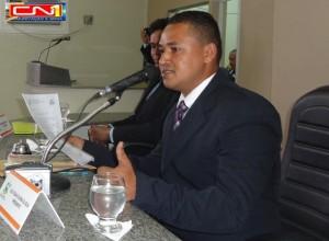 Presidente da Câmara de Araioses, júlio César, ignora liberdade de imprensa e proibiu entrada de jornalistas no parlamento