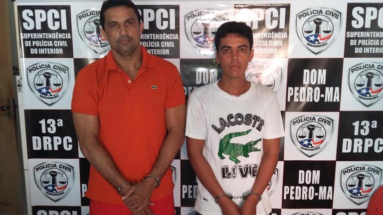 Suspeitos por tráfico de drogas são presos pela Polícia Civil de Dom Pedro