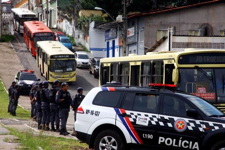 Foto1_HandsonChagas - São Luís passa a contar com batalhão exclusivo para combate de assaltos a ônibus