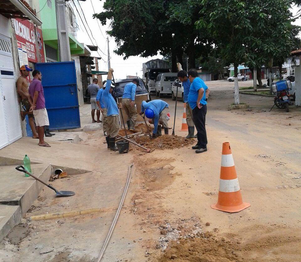 Foto 10_Divulgação_Caema_24052016 - Parte do Água para Todos bairro João de Deus ganha poço